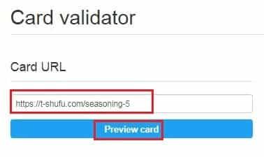 Card-validator-URL